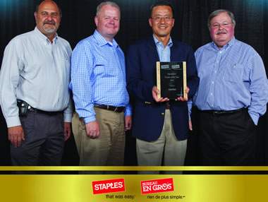 Staples Vendor of the Year