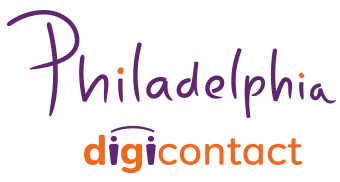 Philadelphia Digicontact Logo
