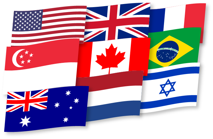 Flags Collage