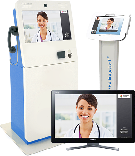 Omni-Channel Telehealth System | Live Expert Telehealth Modules by