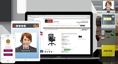 Live Expert Omni-Channel - Kiosk, Computer, Tablet, & Phone
